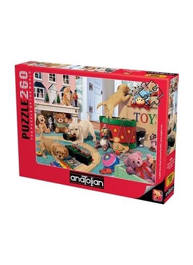 Anatolian  260 Parça Eğlenceli Oyunlar 3334 Renkli